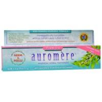 オーロメア, アーユルヴェーダのハーブ練り歯磨き