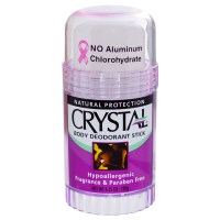 Crystal Body Deodorant, デオドラントスティック