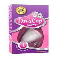 Diva International, ディーバカップ, モデル 1, 1 月経用カップ