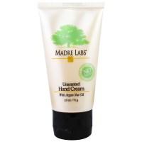 Madre Labs, ハンドクリーム, アルガンナッツオイル配合, 無香料 (71 g)