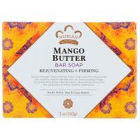 Nubian Heritage, Mango Butter Soap, Shea & Cocoa Butters