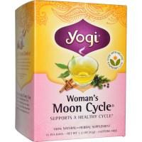 Yogi Tea, 女性の月の周期, カフェインフリー